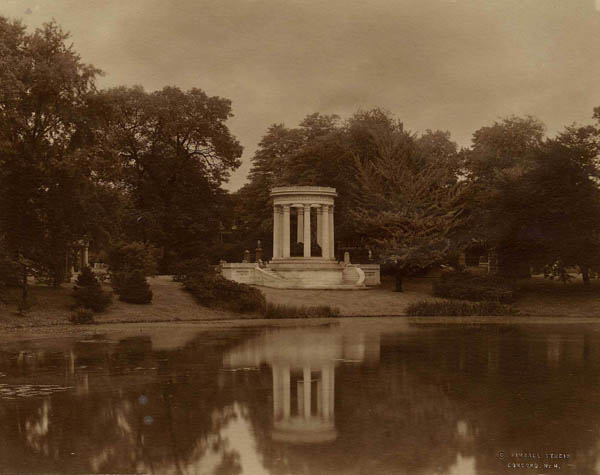 """…objects more beautiful"": The Mary Baker Eddy Memorial in Mount Auburn Cemetery"