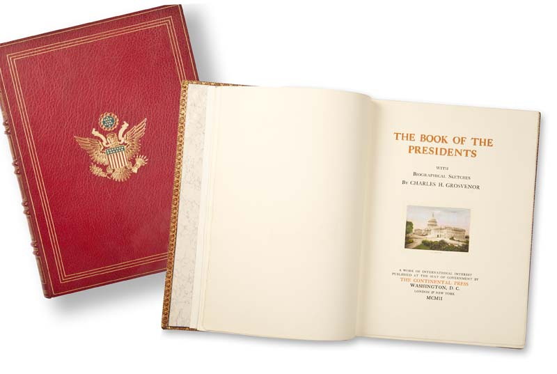 "Buyer Beware: Mary Baker Eddy and ""The Book of the Presidents"""