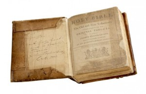 The Baker's Holy Bible